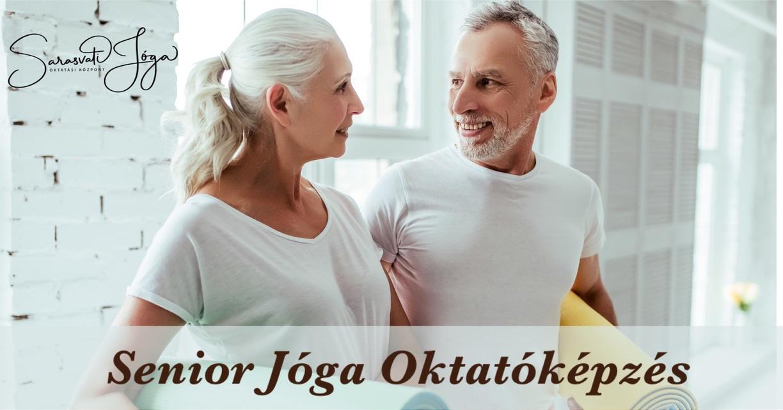 senior jóga oktatóképzés banner