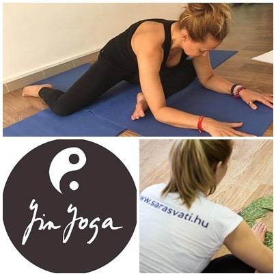 yin jóga banner